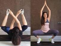 Trending: वयाच्या 52 व्या वर्षीही 'मैंने प्यार किया'ची भाग्यश्री दिसते फारच ग्लॅमरस,तिच्या फिटनेसचे हे आहे गुपित - Marathi News | Trending: Even At The Age Of 52 Bhagyashree's beauty and fitness are the same today as 32 years Ago | Latest bollywood Photos at Lokmat.com