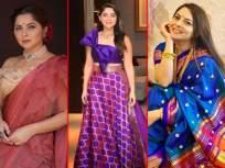 पत्रकार होता होता अप्सरा सोनाली कुलकर्णी झाली अभिनेत्री, जाणून घ्या तिच्याबद्दल माहित नसलेल्या गोष्टी - Marathi News | Birthday special unknown facts about actress sonalee kulkarni | Latest marathi-cinema Photos at Lokmat.com
