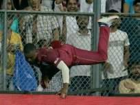 India vs West Indies : वेस्ट इंडिजला मोठा धक्का; गंभीर दुखापतीमुळे लुईस थेट हॉस्पिटलमध्ये रवाना