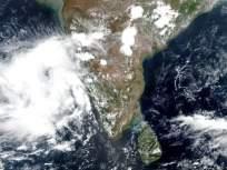 निसर्ग चक्रीवादळ आज रायगडला धडकणार; संचारबंदी जारी - Marathi News | Nisarga cyclone to hit Raigad today; Curfew issued | Latest maharashtra News at Lokmat.com