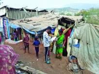 कोरोनामुळे उदरनिर्वाहाचा संघर्ष खडतर - Marathi News | Corona makes the struggle for subsistence tough | Latest mumbai News at Lokmat.com