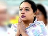 Hathras Gangrape : उत्तर प्रदेशात गुंडाराज, महिला सुरक्षित नसून लोकशाहीचा खून होतोय - Marathi News | Hathras Gangrape : In Uttar Pradesh, women are not safe and democracy is being murdered | Latest mumbai News at Lokmat.com