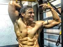 जबरदस्त! या ५८ वर्षांच्या बॉडीबिल्डरला आहे ३३ वर्षांचा मुलगा, फिटनेस पाहून तुम्हीही व्हाल अवाक् - Marathi News | 58 year old mens physique player rahul dev manhas instagram viral photos | Latest social-viral News at Lokmat.com