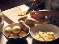 बटाट्याच्या सालीचे आरोग्यदायी फायदे वाचाल तर साल फेकण्याआधी नक्की विचार कराल!