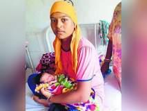 महापूराच्या पाण्यात अडकलं गाव, जन्मलेल्या मुलाचं आई-वडिलांनी ठेवलं 'हे' नाव