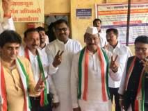 Maharashtra Election 2019; विजय दर्डा, माणिकराव ठाकरे यांच्या उपस्थितीत यवतमाळात काँग्रेस उमेदवाराचे नामांकन दाखल