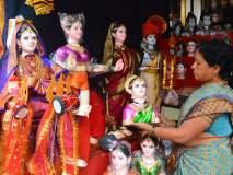 सिंधुदुर्गात गौरींचे भावपूर्ण वातावरणात आगमन !