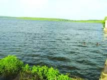 खामगाव येथील ऐतिहासिक जनुना तलाव तुडूंब!
