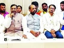 Maharashtra Election 2019 ; येत्या पाच वर्षांत चंद्रपूर जिल्हा पाणीदार करणार - सुधीर मुनगंटीवार