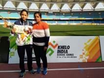 'खेलो इंडिया' अॅथलेटिक्स स्पर्धेत औरंगाबादच्या प्रतीक्षा सणसला रौप्य