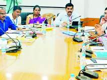 Maharashtra Election 2019 ; मतदान चिठ्ठी वाटपाचे उद्दिष्ट नियोजनबद्ध पूर्ण करावे