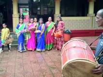 Ganpati Festival-महाकालीची गौराई विराजमान होते मानाच्या घरात