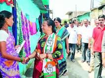 Maharashtra Election 2019 : खोडके यांचा प्रभागनिहाय आशीर्वाद यात्रेतून संवाद