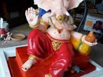 Ganpati Festival - इंग्लंडमध्ये साजरा झाला पर्यावरणपूरक गणेशोत्सव