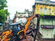 मेळघाटात ४० गावांचा संपर्क तुटला