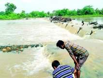 ४० गावांत ६५९ हेक्टरमधील पिकांचे नुकसान