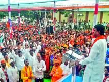 Maharashtra Election 2019 : खेड तालुक्यातील जनता थापांना भुलणार नाही : सुरेश गोरे
