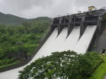 वारणा धरणात 34.02तर कोयना धरणामध्ये 103.20 टी.एम.सी पाणीसाठा
