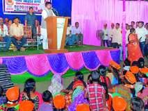 Maharashtra Election 2019 ; विकासाचा रथ अधिक वेगाने पुढे नेण्यासाठी साथ द्या