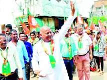 Maharashtra Election 2019 ; डांर्गोली सिंचन प्रकल्पामुळे शेतकरी समृद्ध होणार