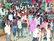 Maharashtra Election 2019 : माझी लढाई अमरावतीच्या विकासासाठीच - सुनील देशमुख