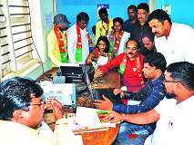 Maharashtra Assembly Election 2019 :प्रचारासाठी वॉररूममध्ये राजकीय पक्षांची लगबग