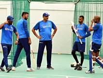 India vs South Africa : पावसामुळे पहिला ट्वेन्टी-20 सामना रद्द