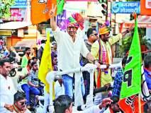 Maharashtra Election 2019 : हडपसर मतदारसंघातील महायुतीचे उमेदवार टिळेकरांच्या प्रचारात उतरले सनी देओल