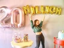 OMG...! नेहा कक्कडचे 20 मिलियन्स फॉलोवर्स, असा साजरा केला आनंद