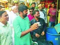 Maharashtra Election 2019 ; बच्चू कडूंद्वारे गावागावांत विकासाचा जागर