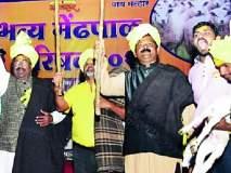 Maharashtra Election 2019 ; लोकहित जोपासणाऱ्या सुधीर मुनगंटीवार यांच्या पाठिशी राहा