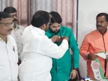 Maharashtra Assembly Election 2019 :रविकांत तुपकर पुन्हा 'स्वाभिमानी'
