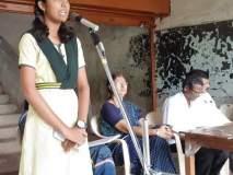 विविध कार्यक्रमांनी हिंदी दिन साजरा