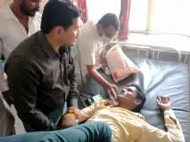 तरुण प्रवाशाला आली चक्कर; बस थेट जिल्हा रुग्णालयात
