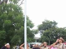 शहिदांना अभिवादन : मराठवाडा मुक्तिसंग्राम दिन