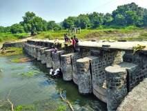 अरूणावती नदीचे वाहून जाणारे पाणी अडविण्यास सुरुवात