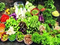 भाज्यांचे दर कडाडले