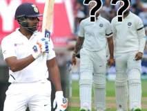 India Vs South Africa, 3rd Test : रोहितमुळे दोन मित्रांची कारकिर्दी आली धोक्यात