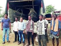 Maharashtra Election 2019 ; नदीपल्याड गावांसाठी डोंगे सज्ज