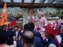 'जिओ' मेरे लाला, अंबानीपुत्राचा शाही लग्नसोहळा