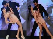Video : नोरा फतेहीची Oops मोमेंट झाली कॅमेऱ्यात कैद, विकी कौशलसोबत करत होती डान्स