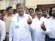 Maharashtra Election 2019 : 'अब की बार २२० पार' म्हणणाऱ्या चंद्रकांतदादांचा मतदानानंतर नवा आकडा!