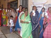बीड जिल्ह्यात ६८.१२ टक्के मतदान