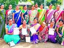 सेंद्रीय शेतीसाठी महिला शेतकरी सरसावल्या