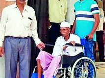 Maharashtra Election 2019 : दिव्यांगासह ज्येष्ठांनी केले मतदान