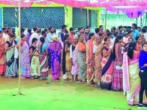 Maharashtra Election 2019 : ३७ उमेदवारांचे भवितव्य ईव्हीएमबंद