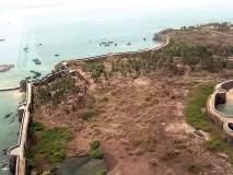 किल्ले सिंधुदुर्ग सागरी हवाई सफरीला उत्स्फूर्त प्रतिसाद, पर्यटकांची पसंती