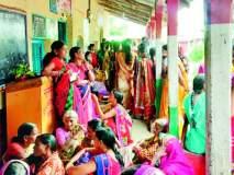 Maharashtra Election 2019 : वणी मतदारसंघात सरासरी ७० टक्के मतदान