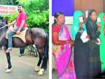 Maharashtra Election 2019 : विधानसभेसाठी जिल्ह्यात सरासरी ६६ टक्के मतदान
