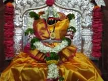 नवरात्र महोत्सवासाठी मंदिरे सज्ज